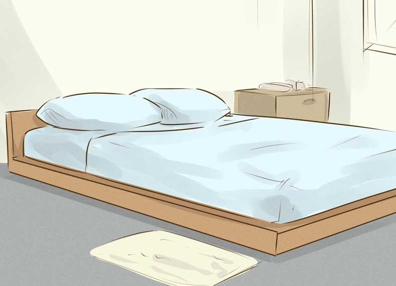 علت بی خوابی شبانه