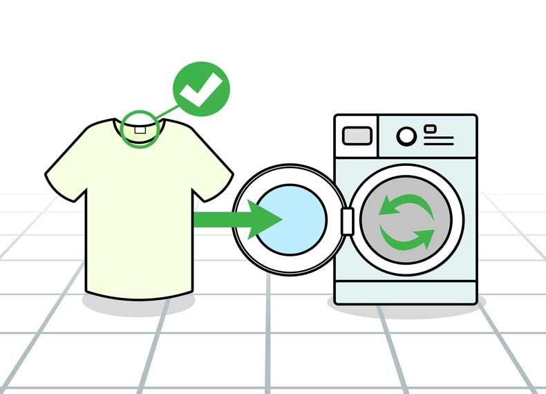 شستن اصولی لباس سفید