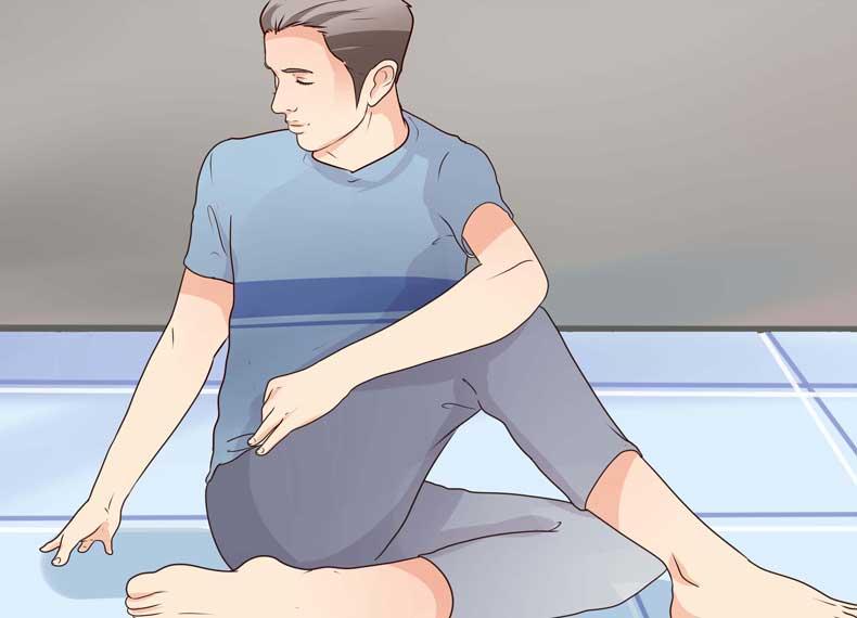 کاهش علائم سندرم پای بی قرار