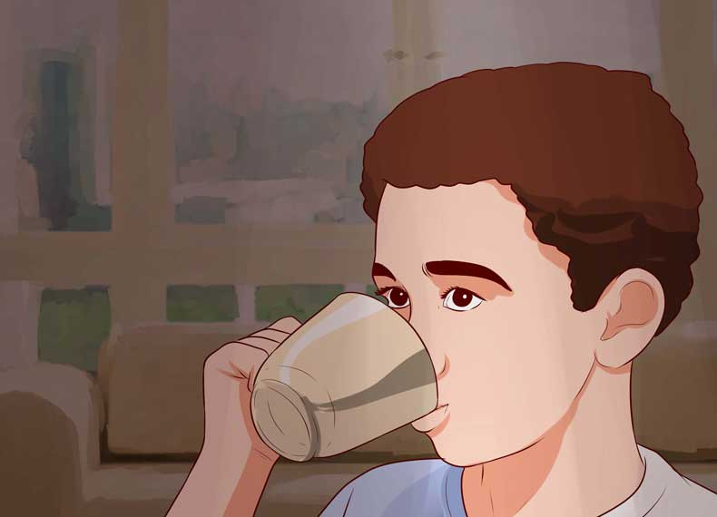 چایی و بختک