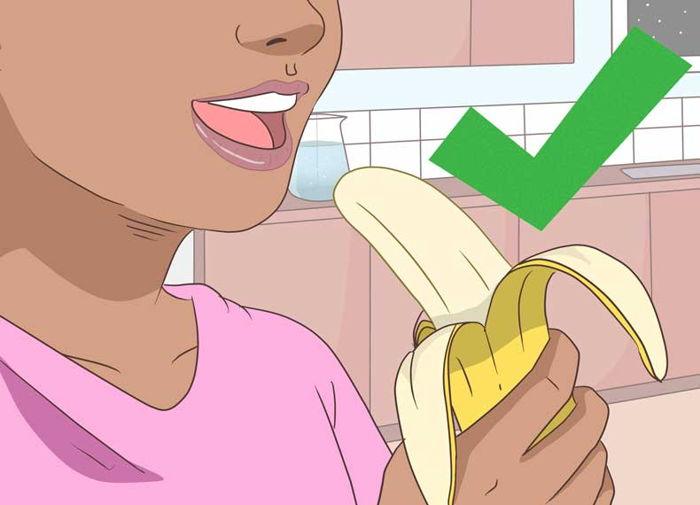غذای مناسب قبل از خواب