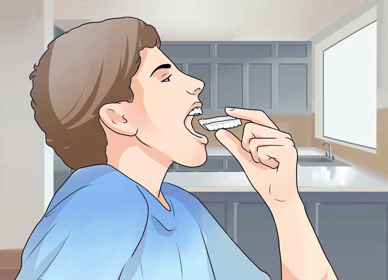 درمان خانگی دندان حساس