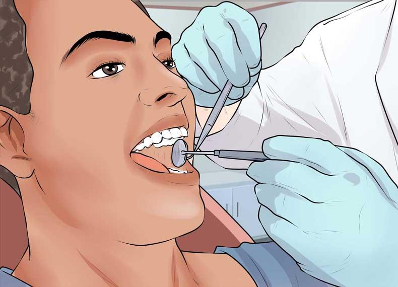 درمان تخصصی التهاب لثه