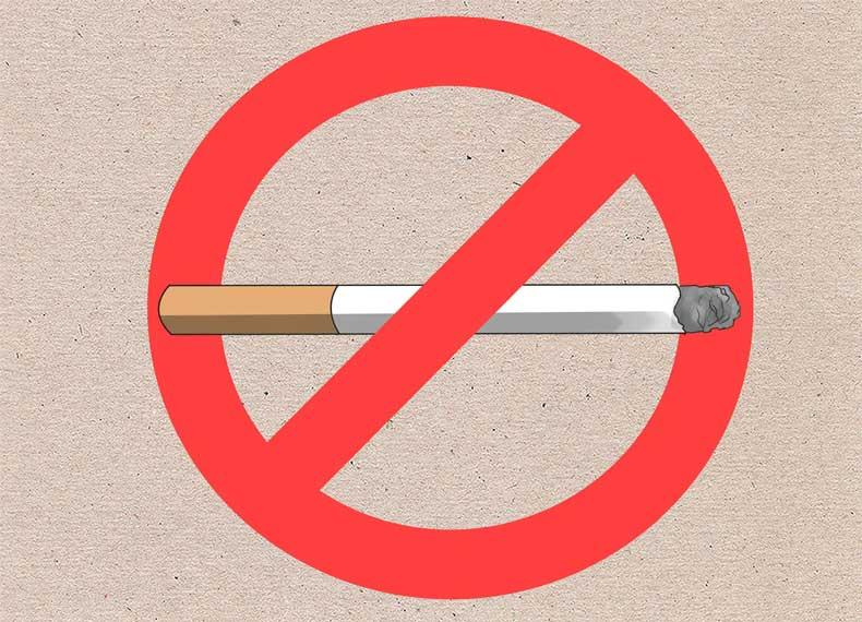 سیگار و بوی بد دهان