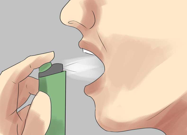 اسپری خوشبو کننده دهان