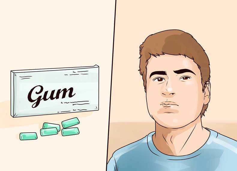 آدامس و جلوگیری از خرابی دندان