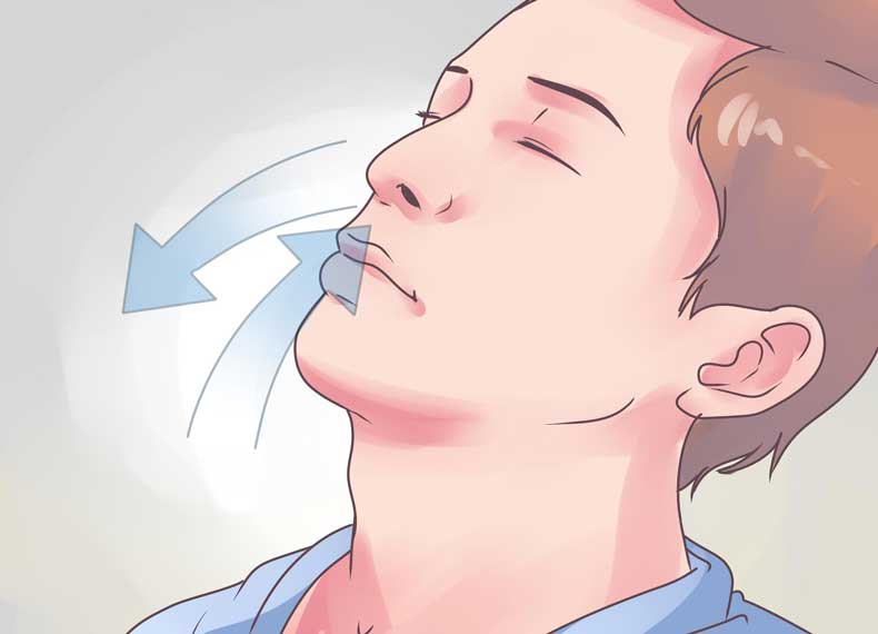 کاهش احساس سوختگی زبان