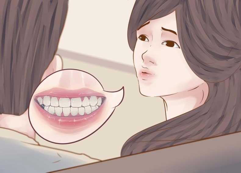 تشخص دندان قروچه