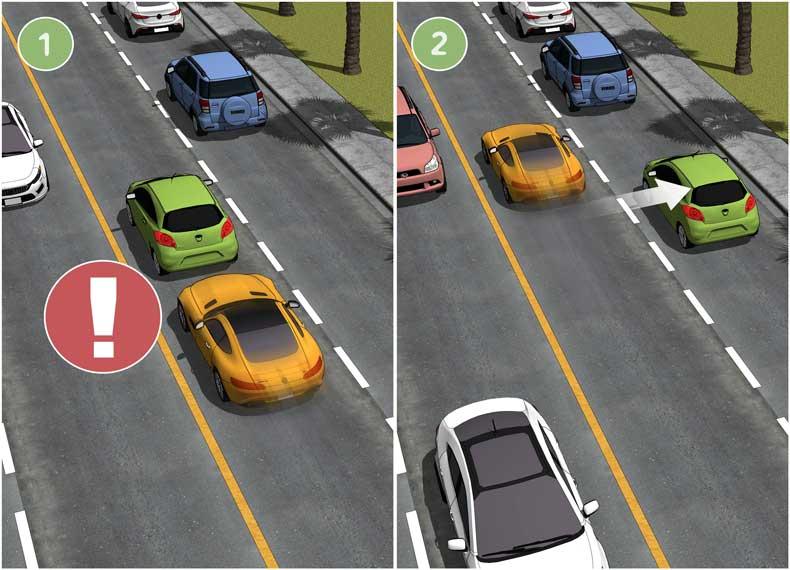 جلوگیری از تصادفات رانندگی