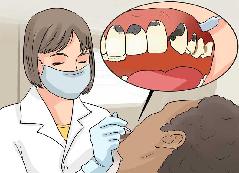 علت اصلی بوی بد دهان