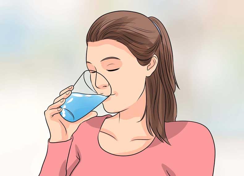 خوشبو کردن سریع دهان