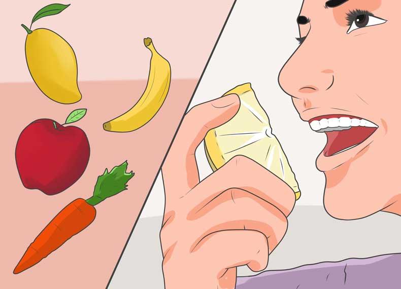 تاثیر میوه در لاغری