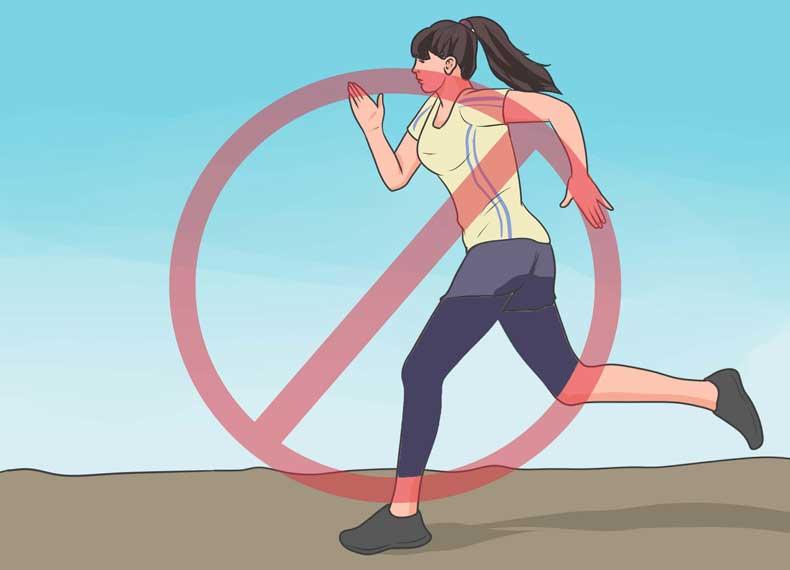 ورزش برای لاغری سریع