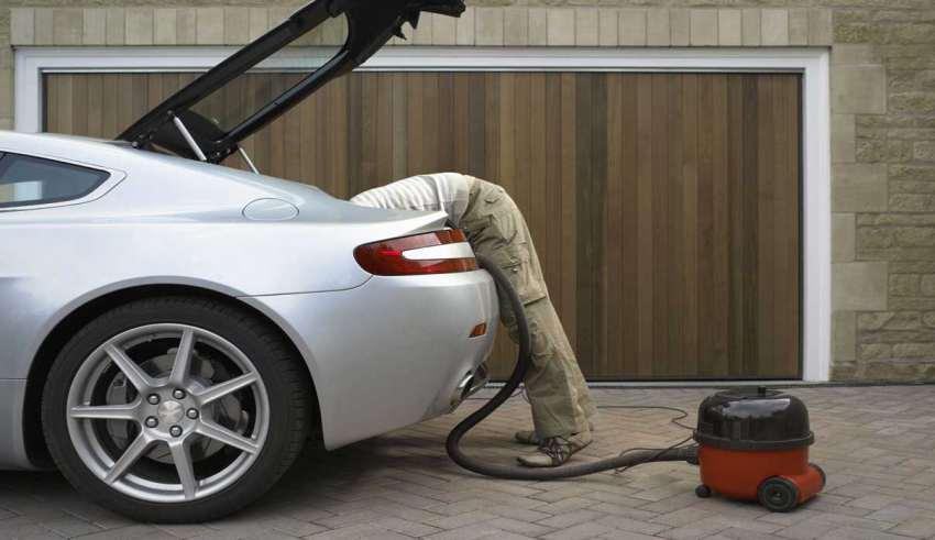 از بین بردن بوی بد ماشین