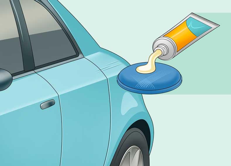 ضد خش بدنه ماشین