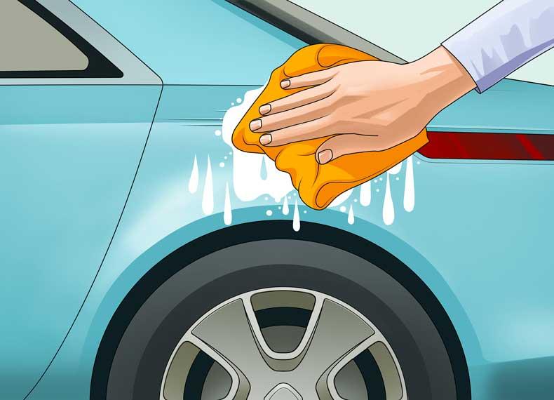 شستشوی ماشین