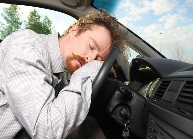 خطر خواب آلودگی