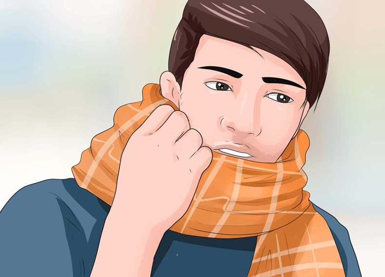جلوگیری از ترک لب