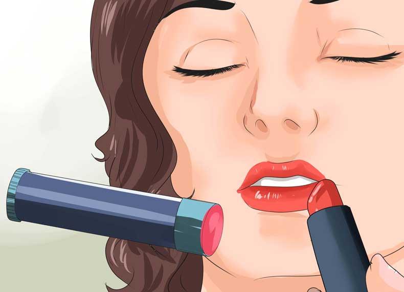 کاهش ترک لب
