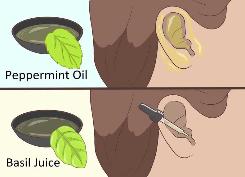 کاهش گوش درد