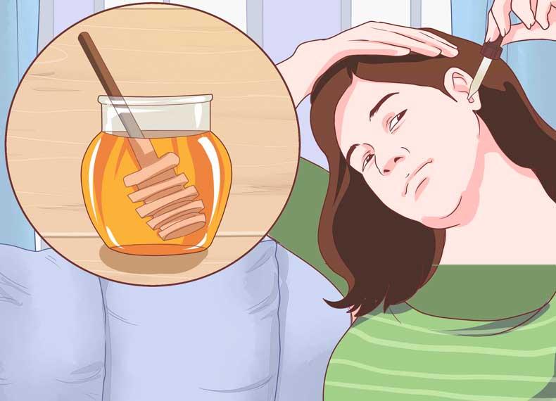 کاهش درد عفونت گوش