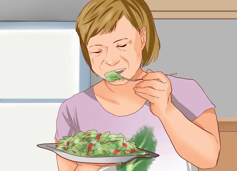 خوراکی برای کاهش سبکی سر