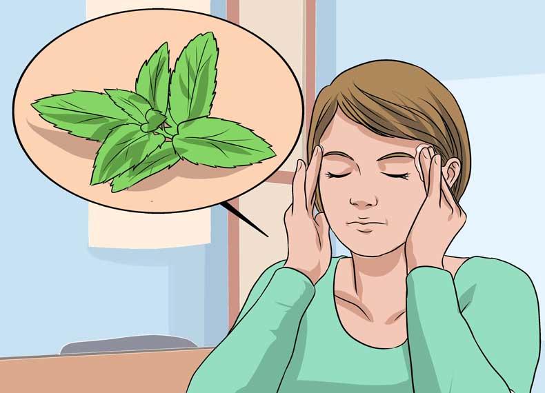 درمان سردرد سینوسی در طب سنتی