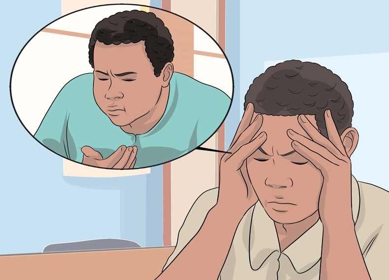 تشخیص سردرد سینوسی
