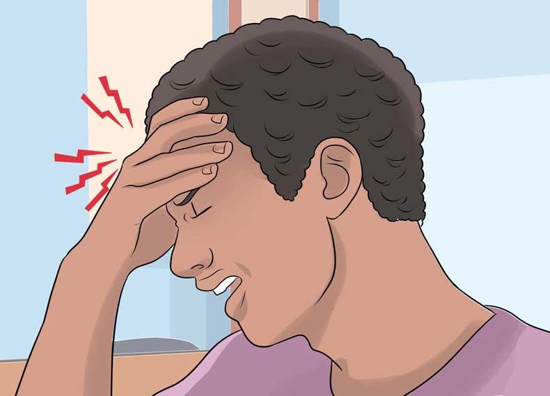 کاهش درد سردرد سینوسی
