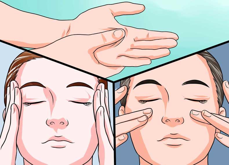 فشار درمانی سردرد