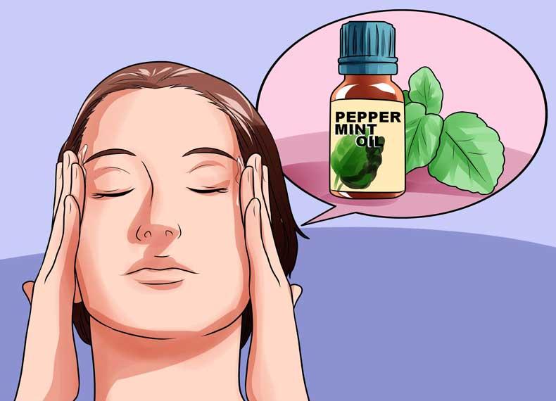 درمان گیاهی سردرد تنشی