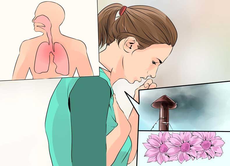 انواع آسم