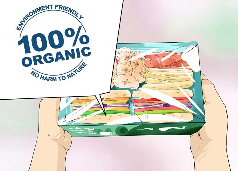 موادغذایی ارگانیک