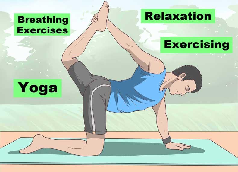 ورزش برای میگرن