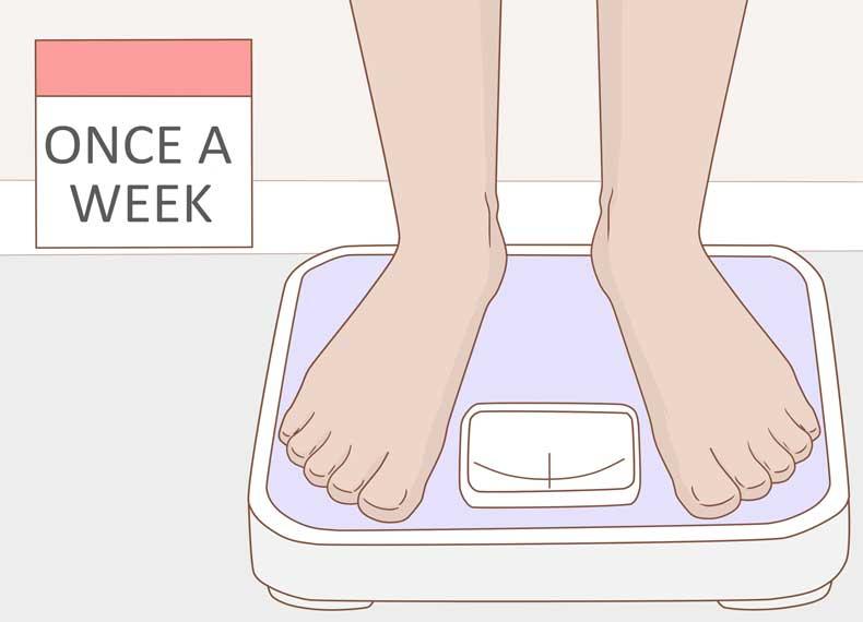 کاهش وزن برای درمان هپاتیت