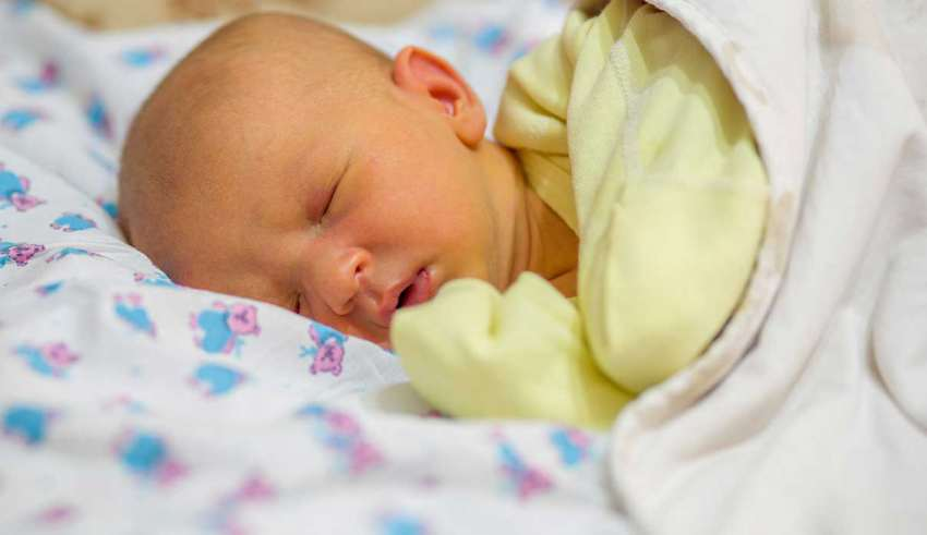 زردی در نوزاد