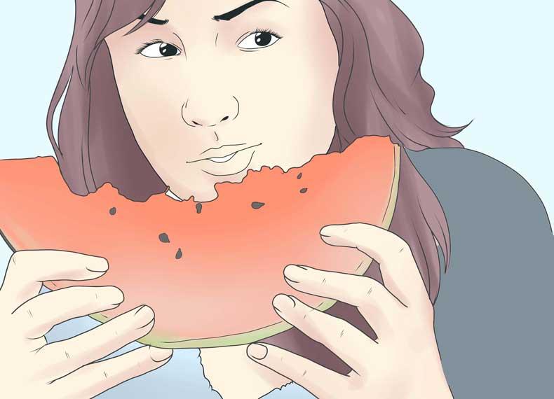 کاهش تهوع با موادغذایی