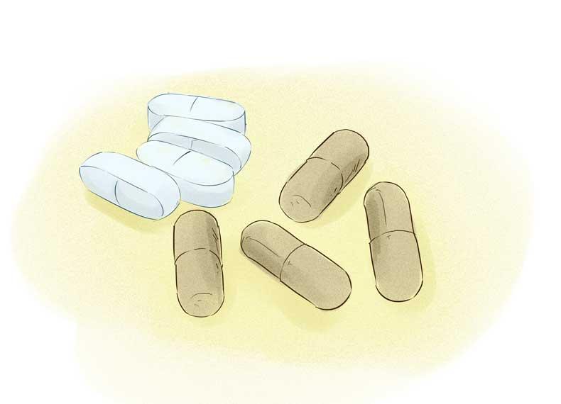 قرص های مضر برای کبد