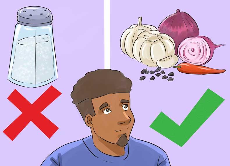 موادغذایی مفید برای سیروز کبد