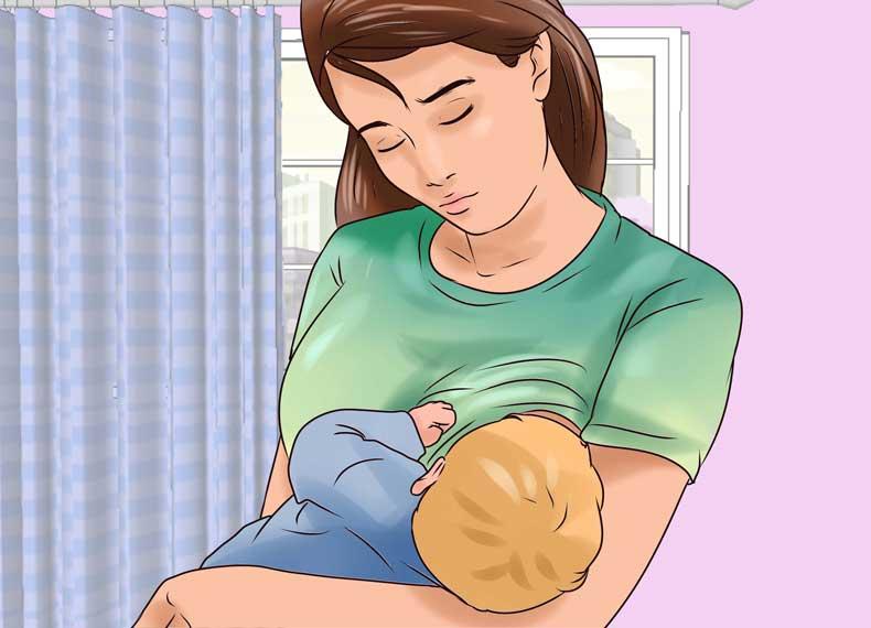 درمان طبیعی یرقان نوزاد