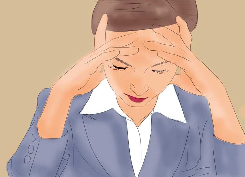 استرس و معده عصبی