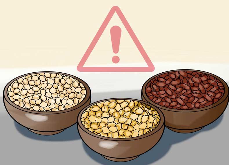 موادغذایی ممنوعه برای سندرم روده