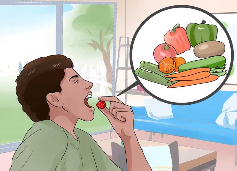 میوه مناسب برای روده عصبی