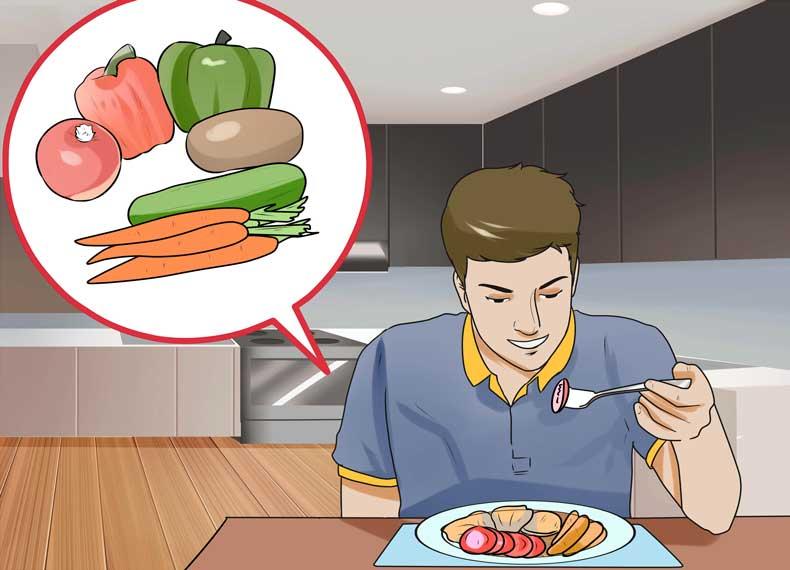 رژیم غذایی برای روده عصبی