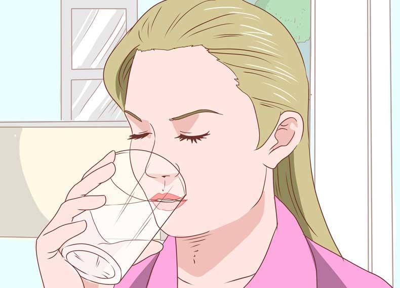 کاهش بزاق دهان