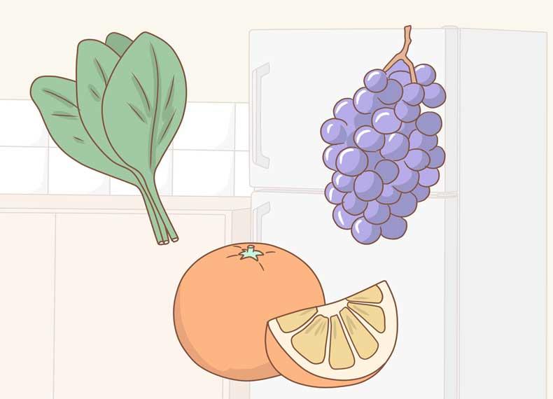 موادغذایی موثر در سیستم ایمنی