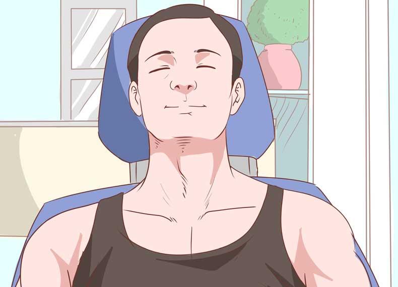 استرس و معده درد
