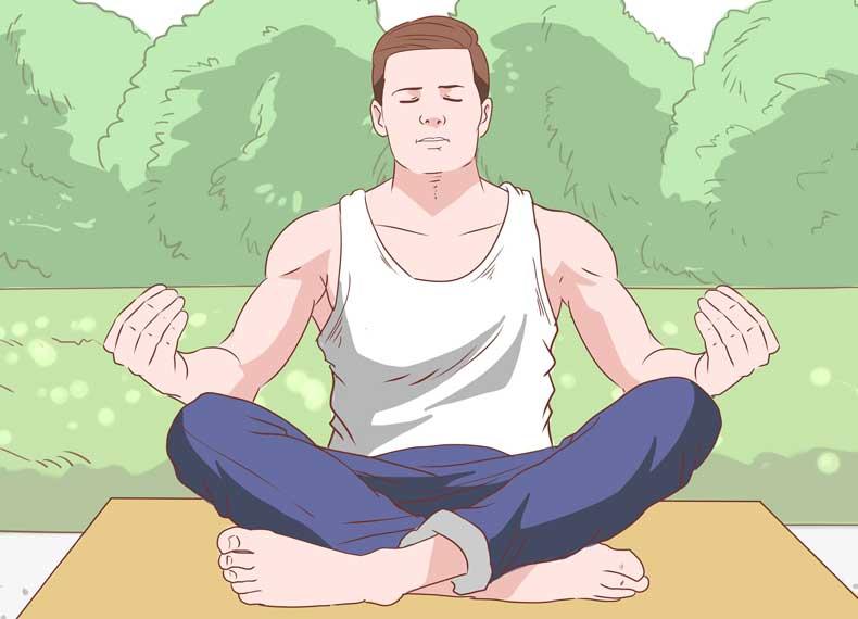 کاهش استرس و کاهش معده درد