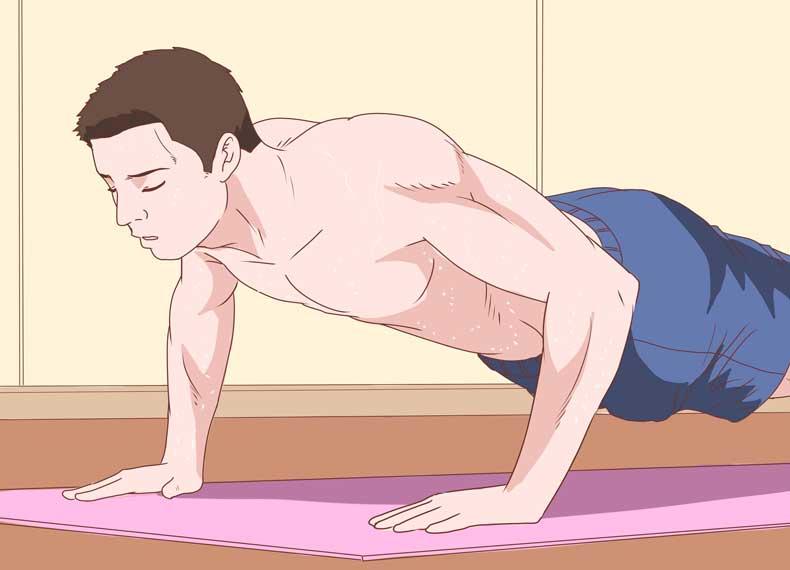 ورزش و معده درد