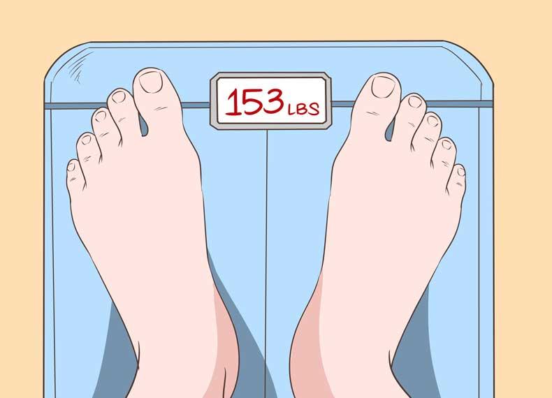 اضافه وزن و معده درد